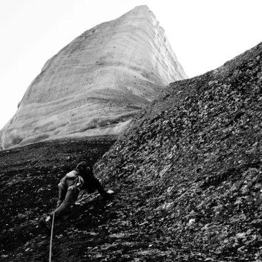 grande voie, terrain d'aventure, séjour escalade