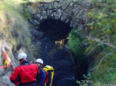 canyoning hautes-alpes, formation canyoning 05, canyon sportif Briançon
