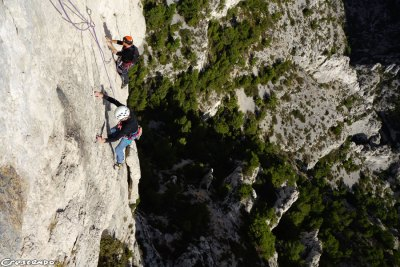 scalade Calanques, séjour Calanques, séjour escalade