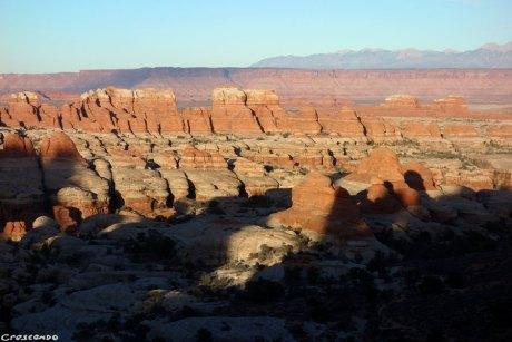 Canyonlands, grimpe à Indian Creek