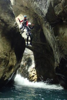 Whitewater outdoor Alps, xanyoning EMbrun