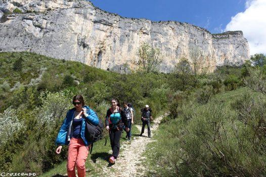 falaise d'Anse, escalade Ombleze