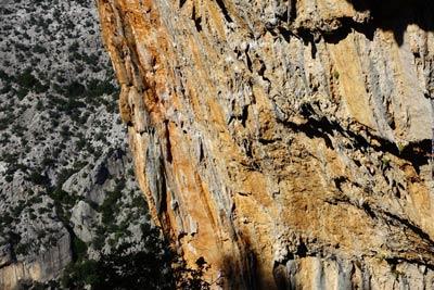 Grimpe à Leonidio, Kyparissi… incontournable Peloponnèse