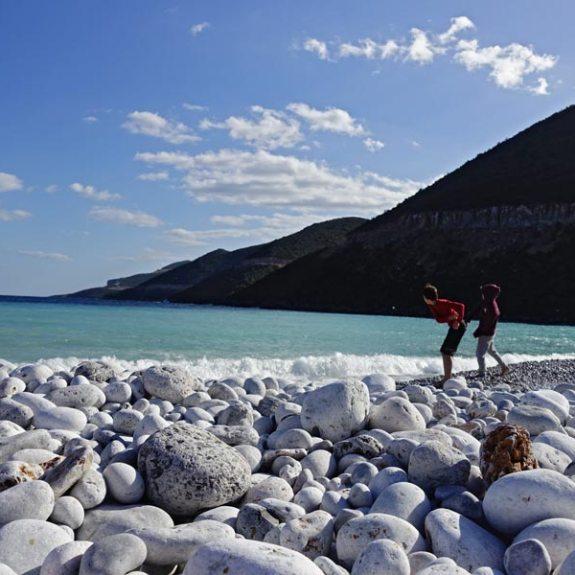 Leonidio Kyparissi, vacances escalade