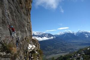 learn rock climbing, climbing guillestre