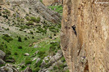 climbing Aladaglar, escalade en Turquie, moniteur escalade Turquie,