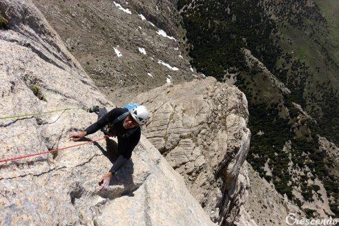 Aladaglar escalade, escalade voyage, grimper en Turquie, Aladaglar rockclimbing