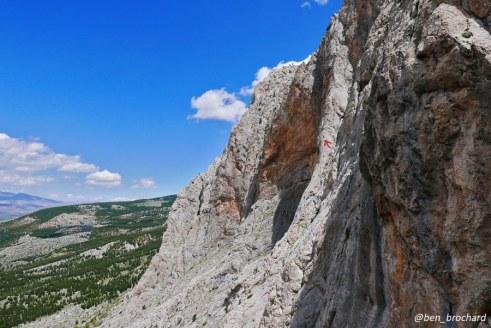climbing Turqey, Aladaglar escalade, voyage escalade, séjour grimpe guide