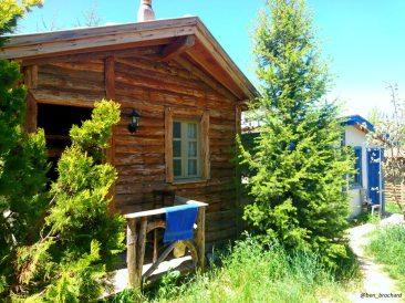 Aladaglar climbing house