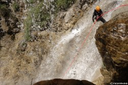 canyon Embrun, sortie canyoning découverte
