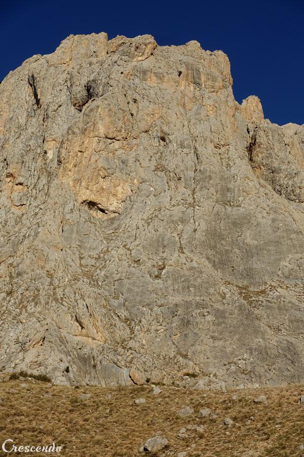 Kayacik tower, taurus climbing