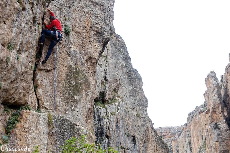Kazikli canyon