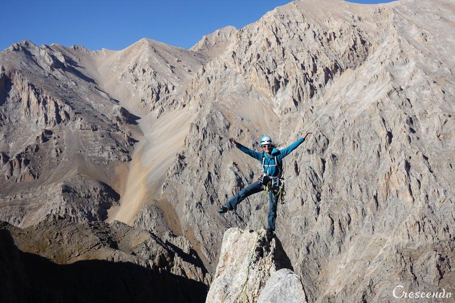 summit Aladaglar, voyage escalade