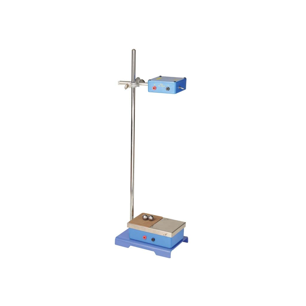 Gravity Acceleration G By Free Fall Apparatus