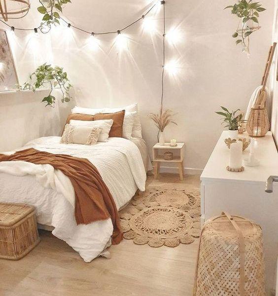 redecorar o quarto clean