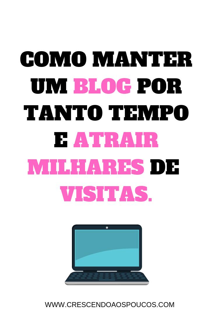 COMO ATRAIR MILHARES DE VISITAS