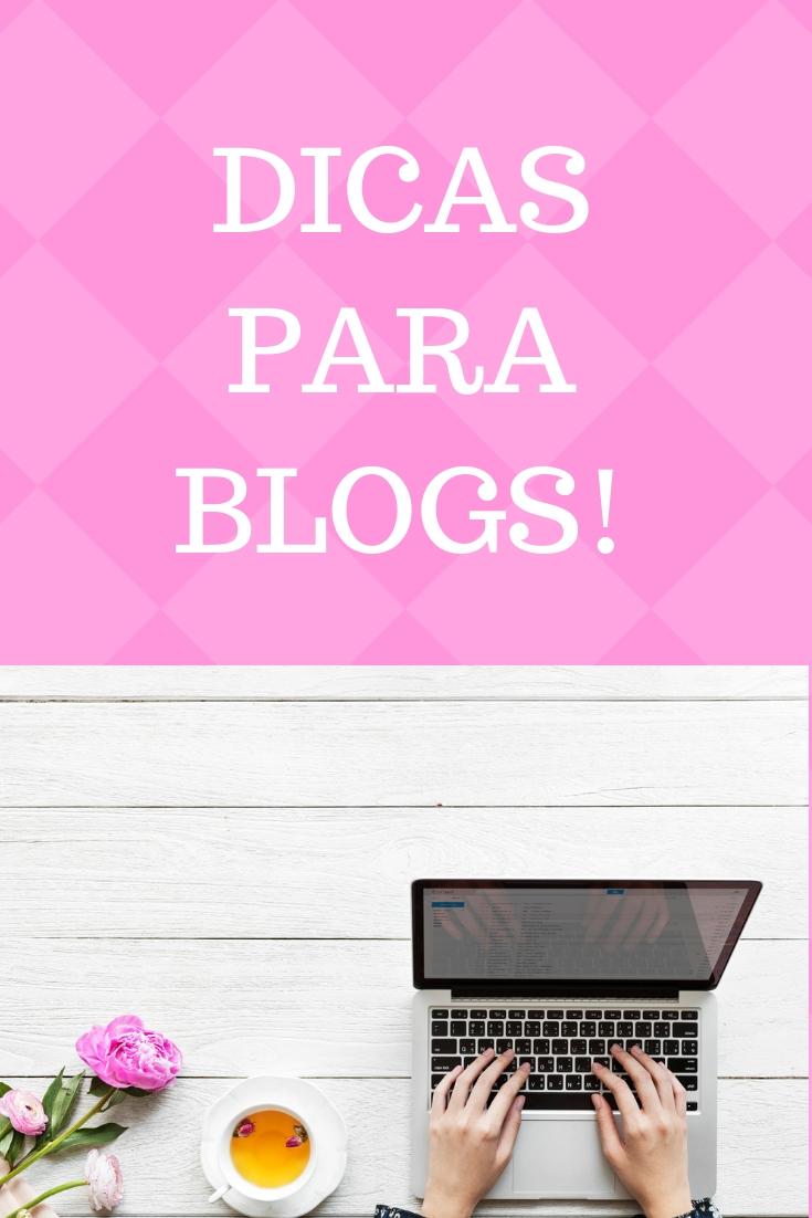 dicas para blogs #blog #dicas #dicasparablog #pinterest