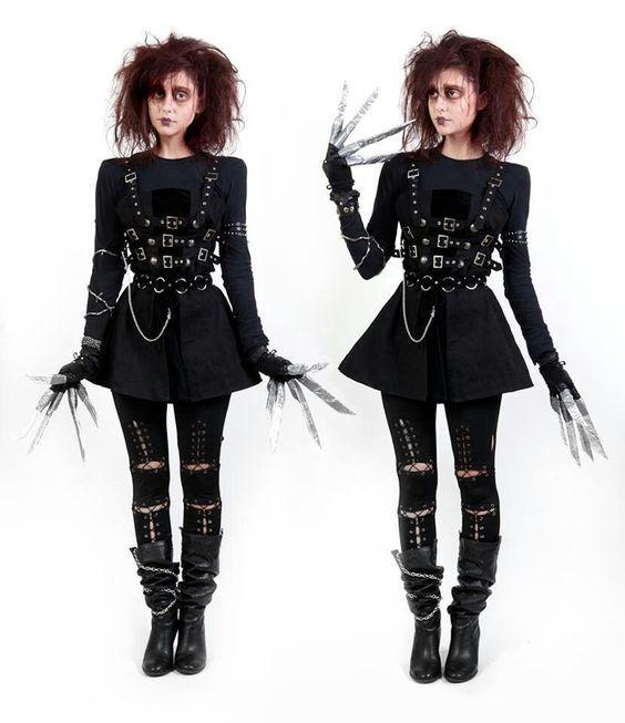 ideias de fantasias de halloween feminina