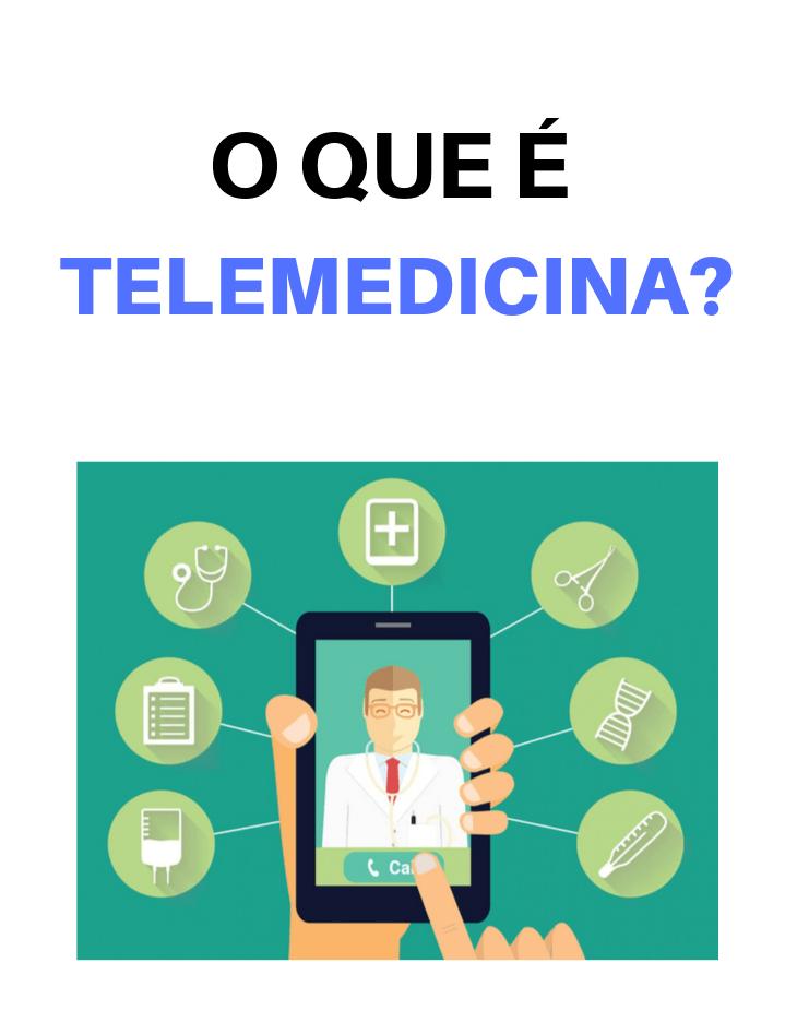 O QUE É TELEMEDICINA_
