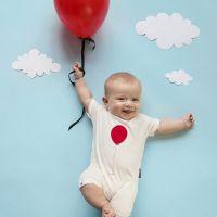 20 fotos criativas de bebê para você se inspirar e copiar