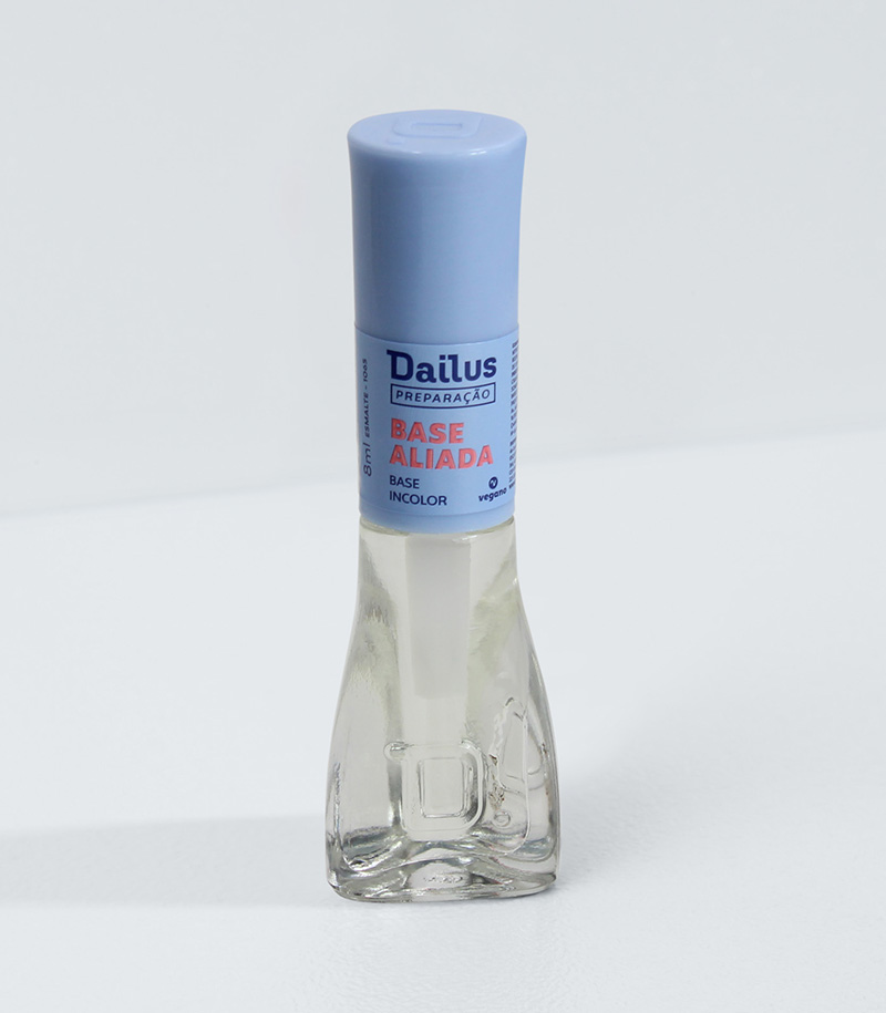 base aliada preparação dailus