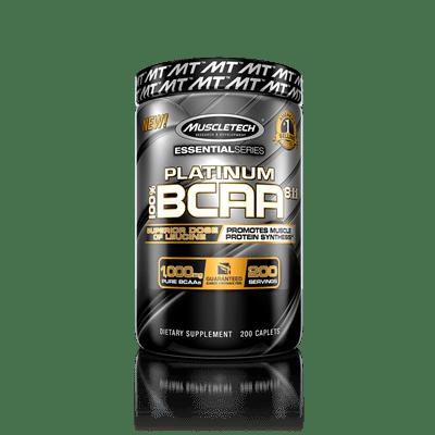 benefícios dos suplementos BCAA