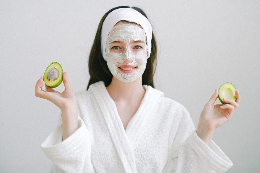 mascaras de abacate