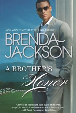 A BROTHER_S HONOR Brenda Jackson