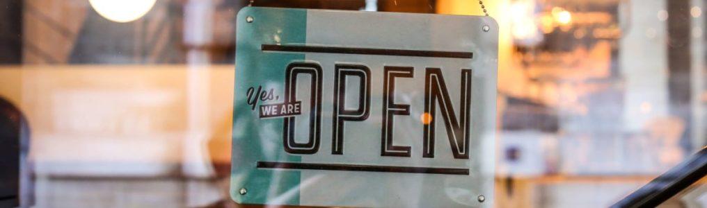 オープンしたお店