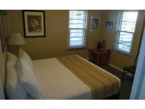 Okoboji Resort and Bedroom