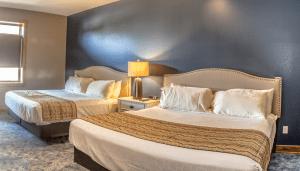 Okoboji Resort Bedroom