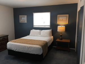 Okoboji Vacation Rental and Resort Bedroom