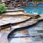 Pool deck design and construction contracting service for Pool design northern virginia