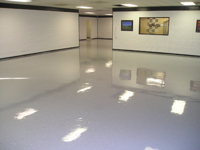 New Epoxy Coating