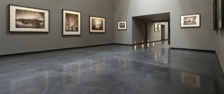 Beautifully Polished Concrete Floor