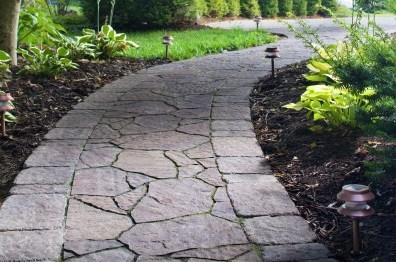 Stunning Garden Walkway