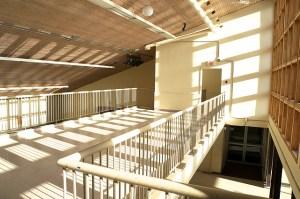 Bright Mezzanine.