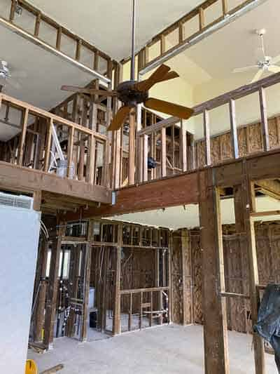 A clean demolition at Crescent Homes Maui. We help you pick the right contractor.