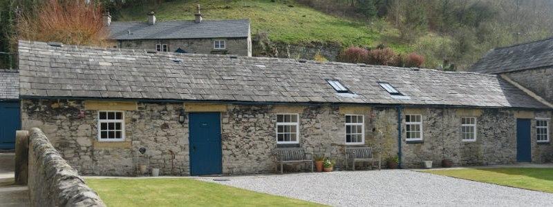 heron cottage chatsworth