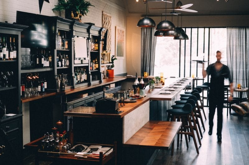Small Business bar