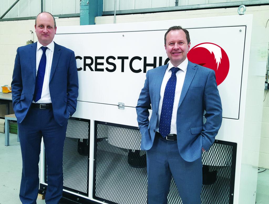crestchic loadbanks appoints new director