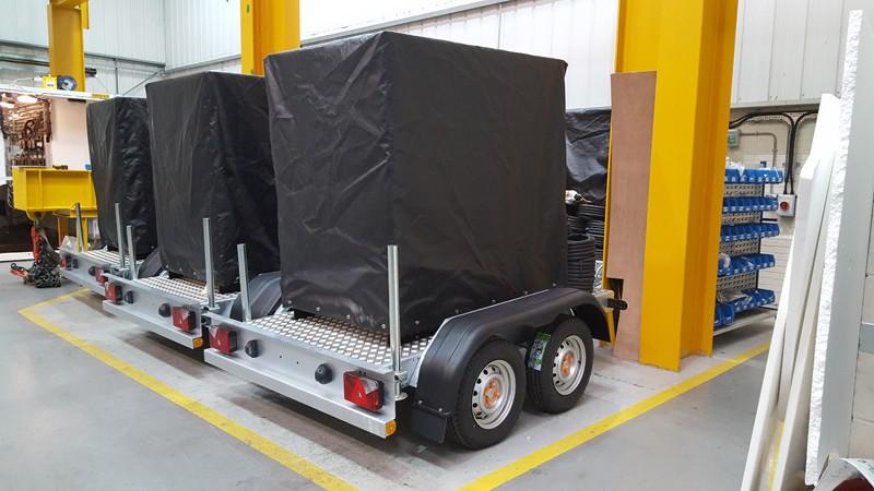 Telekommunikations-Gigant legt Schwerpunkt auf Strom-Resilienz mit Lastbänken von Crestchic
