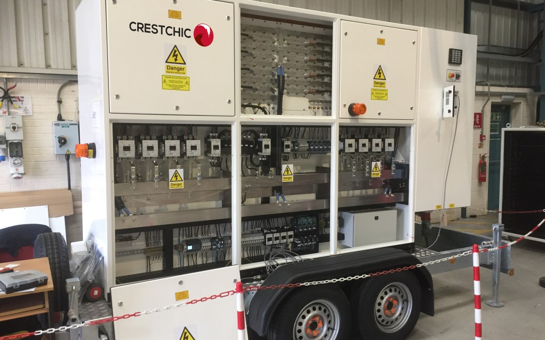Crestchic supplies new hospital build with LV and MV power testing solution