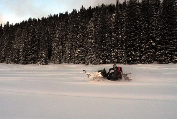 snowmo 600