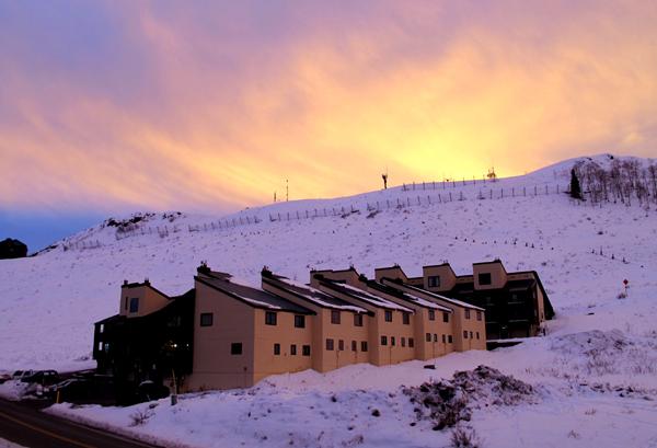 mountain sunrise crested butte condo real estate