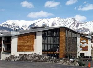 Three Seasons Crested Butte Colorado condos for sale
