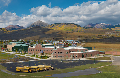 crested butte school ratings
