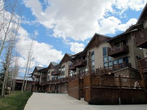 Treasury Point townhomes Crested Butte