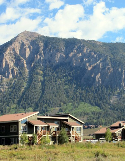 Whetstone Village condos Crested Butte, CO