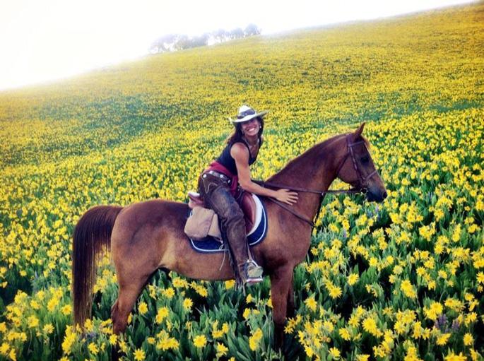 crested butte horseback riding